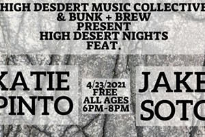 High Desert Nights Feat. Jake Soto + Katie Pinto