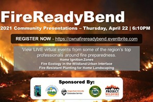 Fire Ready Bend - Wildfire Preparedness Education