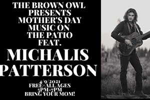 Mother's Day on the Patio Feat. Michalis Patterson