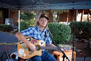 Austin Lindstrom at The Horseshoe