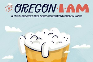 The Oregon I Am Beer Happy Hour Release Party!