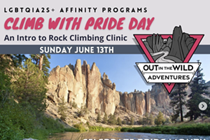 Climb with Pride Day
