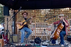 Sunset Sessions & Farmers Market: Coyote Willow