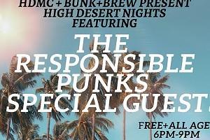 High Desert Music Nights