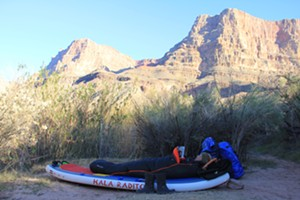 Diving into Big Mile and Multi-day Paddleboarding on Wild & Scenic Rivers
