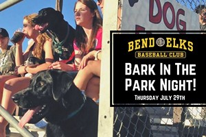 Bend Elks 2021 Bark In The Park Night