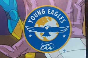 Sunriver Free Flights for Youth:  Young Eagles