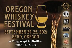 Oregon Whiskey Festival