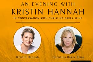The Four Winds by Kristin Hannah Author Webinar
