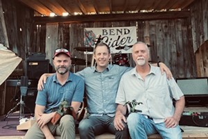 3 of We: Live at Worthy Brewing