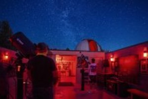 Observatory Nighttime Visit