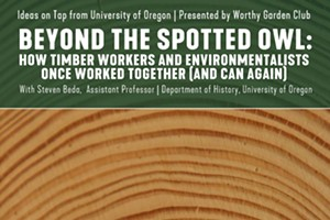 Ideas on Tap with the University of Oregon - Beyond the Spotted Owl