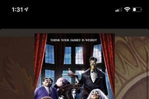 The Addams Family 2 with Coffee