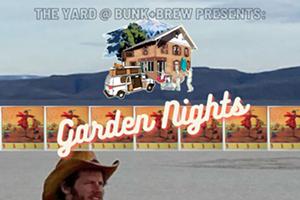Garden Nights w/ Ky Burt