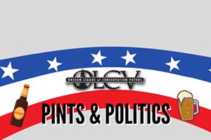 OLCV Pints & Politics Environmental Scorecard Release Party
