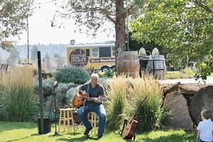 Live at the Vineyard:  Clay Helt ... Advance Ticket Purchase Required