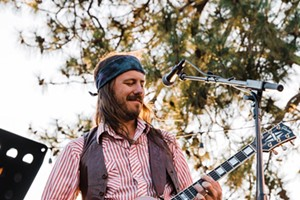 Eric Leadbetter Band