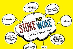 Stoke Your Woke Group Journal: Self-Awareness