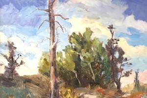 Plein Air Painters of Oregon featured at Hood Avenue Art