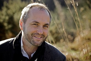 Author! Author! Literary Series: Colum McCann