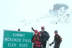 John Craig Ski Tour - McKenzie Pass