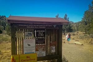Earth Day Stewardship Project at Steelhead Falls Trail