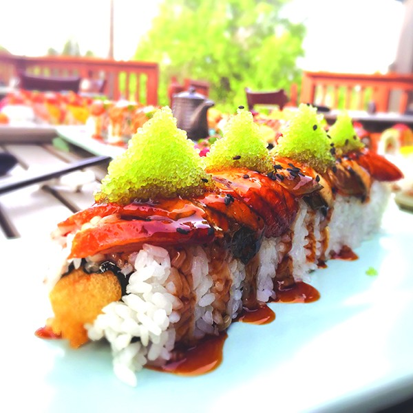 Bend Or Chinese Sushi Restaurants