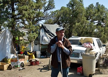 Central Oregon Homeless Population Rising