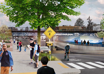 Old industrial neighborhoods will (eventually) get a facelift