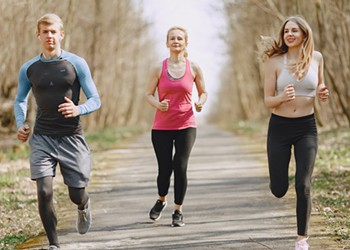 A Group for Veggie Runners