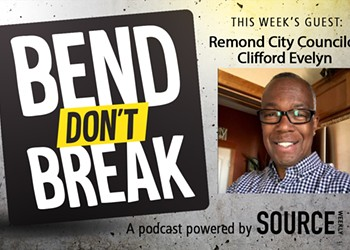 Listen: A New Vision for Redmond with City Councilor Clifford Evelyn  🎧