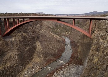 Close Call — BASE jumper rescued at Crooked River Gorge