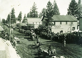 Central Oregon Now and Then