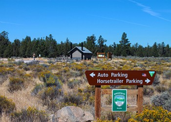 Maston Trailhead