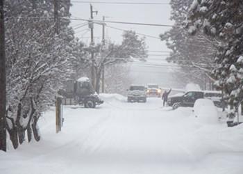 Snowpocalypse! 2019 edition
