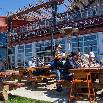 Central Oregon's Best Patios: 12 spots to post up, grab a beverage and watch the world go by