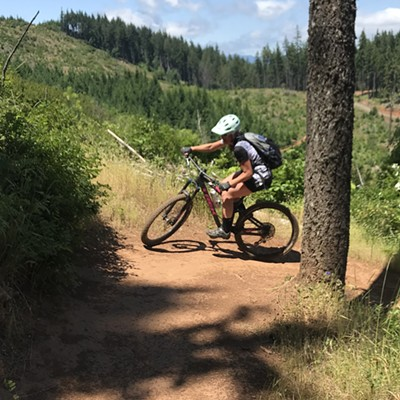 The Perfect Day: Hood River Bike Shop
