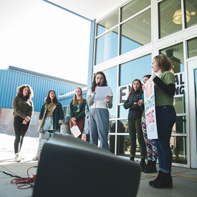 Bend High Youth Climate Strike