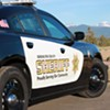 Dog Walker Finds Body Near Bend