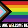 """The """"Progress"""" Pride Flag, designed to be inclusive to trans, LGBTQ+ and people of color."""