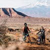 Travel to mind-blowing mountain biking destinations around the globe with some of the world's best riders