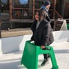 """If you're new to the ice and snow, rinks often offer """"training wheels,"""" like these skate trainers at Seventh Mountain Resort."""