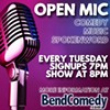Bend Comedy Open Mic