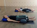 Yin & Yoga Nidra at Free Spirit - Uploaded by Free Spirit Yoga + Fitness + Play