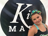 Josie M. of Sisters at the Kid Made Booth last summer - Uploaded by tiffysquid