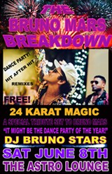 BRUNO MARS BREAKDOWN! - Uploaded by mcmystic