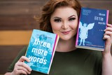 """Ashley Rhodes-Courter, Award-winning International and New York Times Bestselling author of """"Three Little Words"""" and """"Three More Words"""" - Uploaded by CJHammon"""