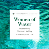Laughs, drinks, and water wisdom hosted by Shanan Kelley - Uploaded by Marisa Chappell Hossick