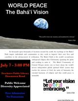 World Peace:  A Baha'i Vision - Uploaded by htols