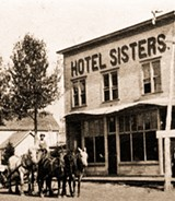 Historic Sisters, Ore. is quite a town. Do you dig it? - Uploaded by tiffysquid
